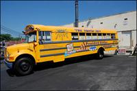 Summer Meals Bus
