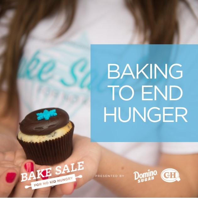 Baking to end hunger