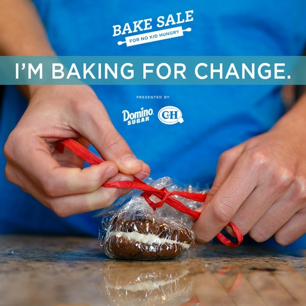 Baking for change