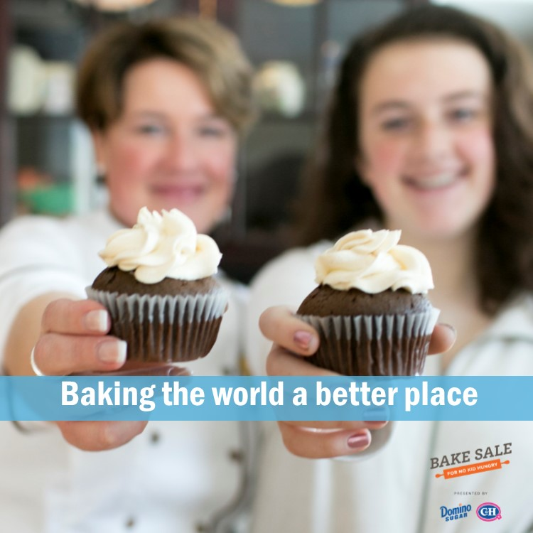 Baking the world a better place