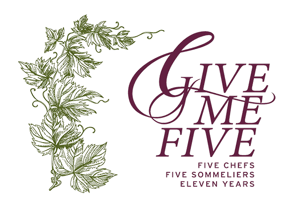 Give me Five Dinner