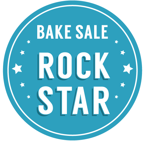 Bake sale rock stars share our strength for Rock star photos for sale