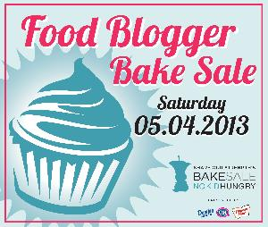 Miami Food Blogger Bakesale
